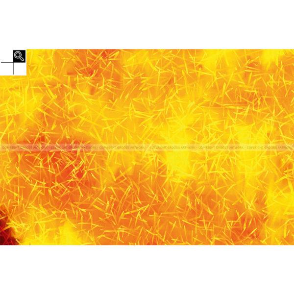 The steep climb : 60 x 40 cm – Grafisk kunst på lærred af Søren Grooss – Årstal : 2013