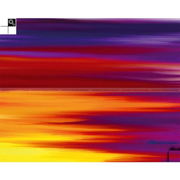 Do not judge, you could be next : 100 x 80 cm – Grafisk kunst på lærred af Søren Grooss – Årstal : 2014