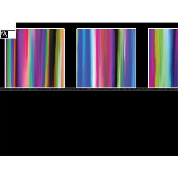 Nothing is perfect : 80 x 60 cm – Grafisk kunst på lærred af Søren Grooss – Årstal : 2014