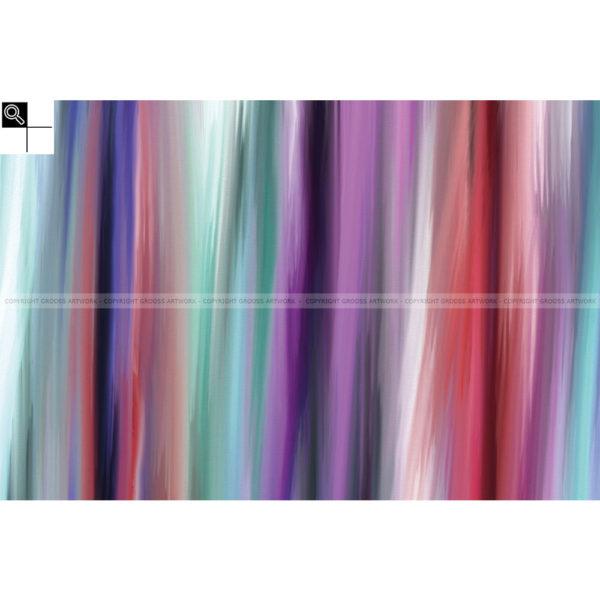 Reflection : 60 x 40 cm – Grafisk kunst på lærred af Søren Grooss – Årstal : 2011