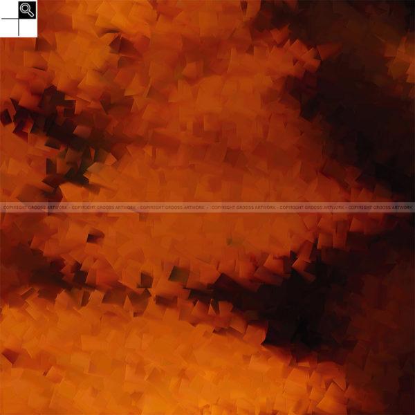Fall 2013 : 50 x 50 cm – Grafisk kunst på lærred af Søren Grooss – Årstal : 2013