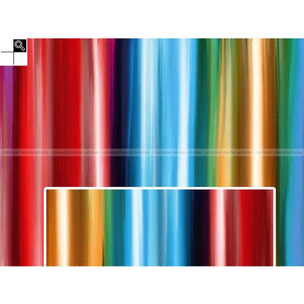 New beginnings : 40 x 30 cm – Grafisk kunst på lærred af Søren Grooss – Årstal : 2014
