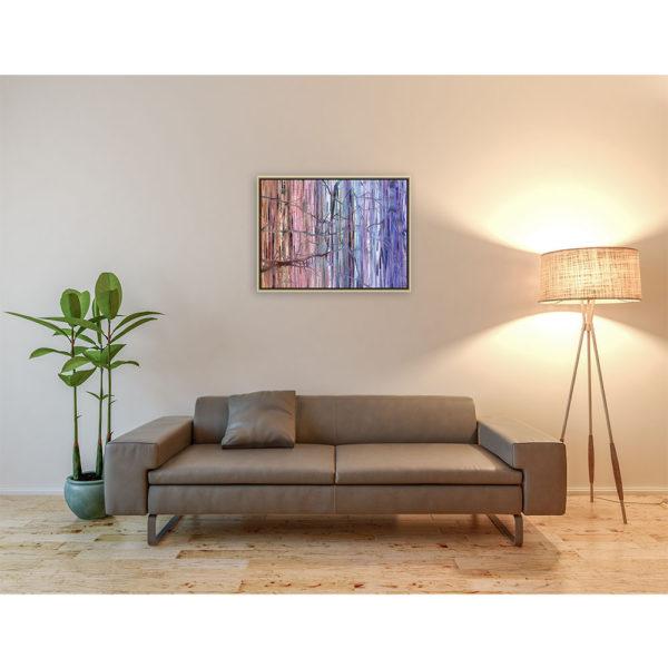 Standalone : 80 x 60 cm – Grafisk kunst på lærred af Søren Grooss – Årstal : 2014
